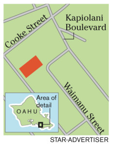 803 Waimanu Location